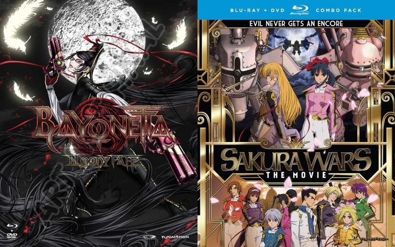 Sega Anime On Sale At Funimation Store