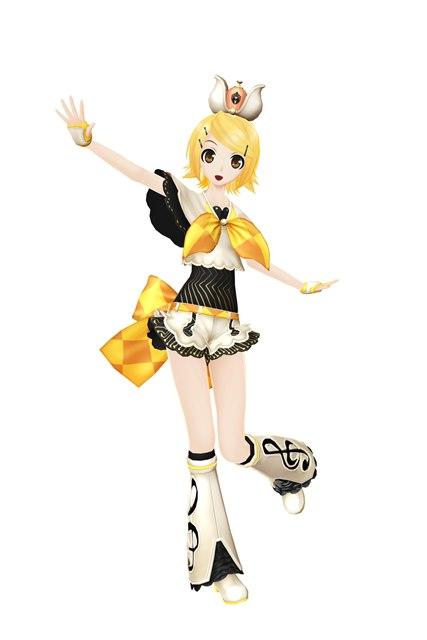 Hatsune miku project diva x gets new trailer and - Kagamine rin project diva ...