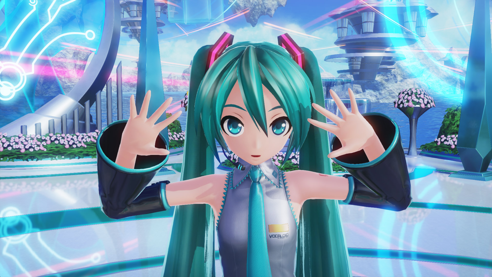 miku project diva Hatsune miku: project diva future tone will run in 1080p at 60 frames per second on playstation 4, sega revealed at its sega feat hatsune miku project tokyo game show panel yesterday.