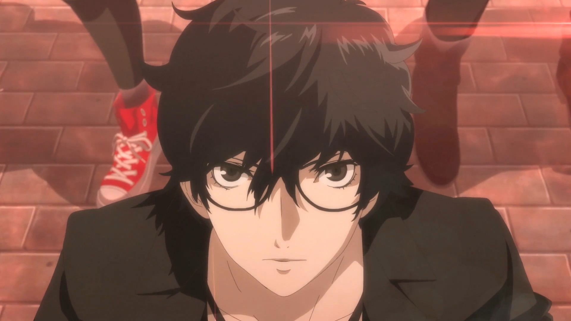 Persona 5 Anime Characters : Persona gets release date in japan new trailer dlc and